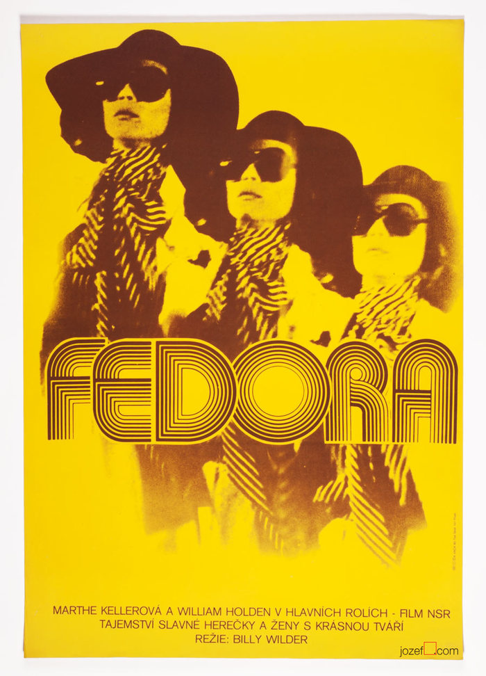 Fedora movie poster