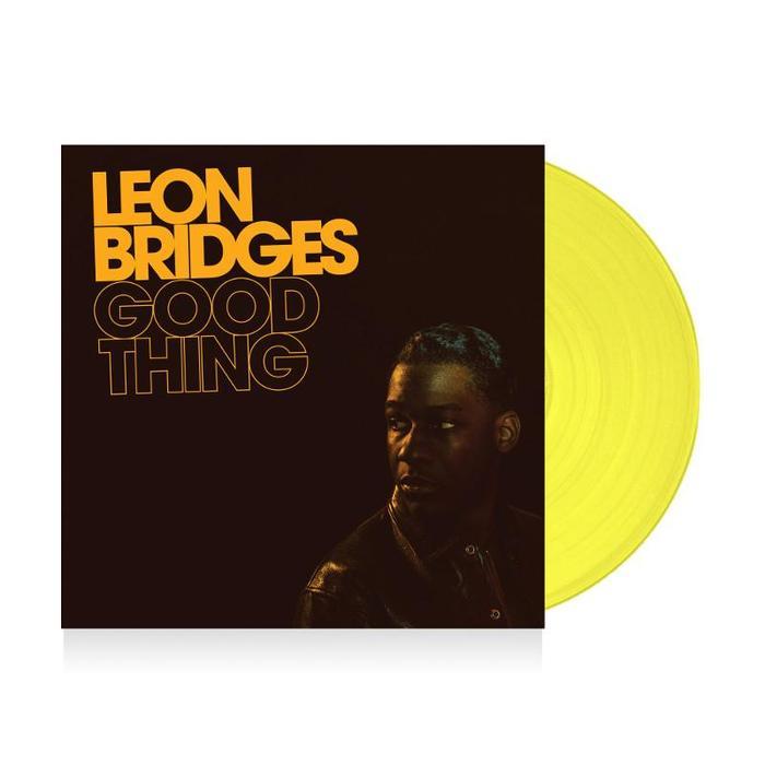 Leon Bridges – Good Thing album art 2