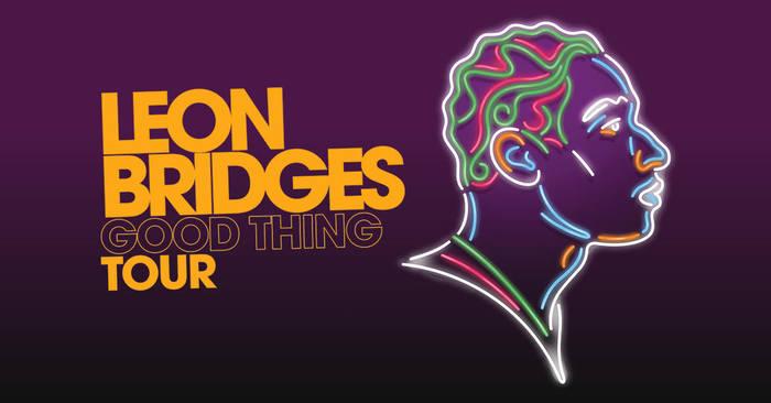 Leon Bridges – Good Thing album art 5