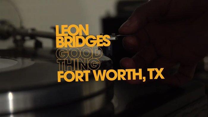 Leon Bridges – Good Thing album art 4