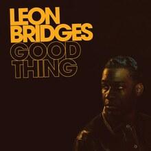 Leon Bridges – <cite>Good Thing </cite>album art