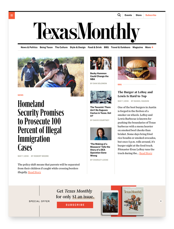 Texas Monthly (2018) 13