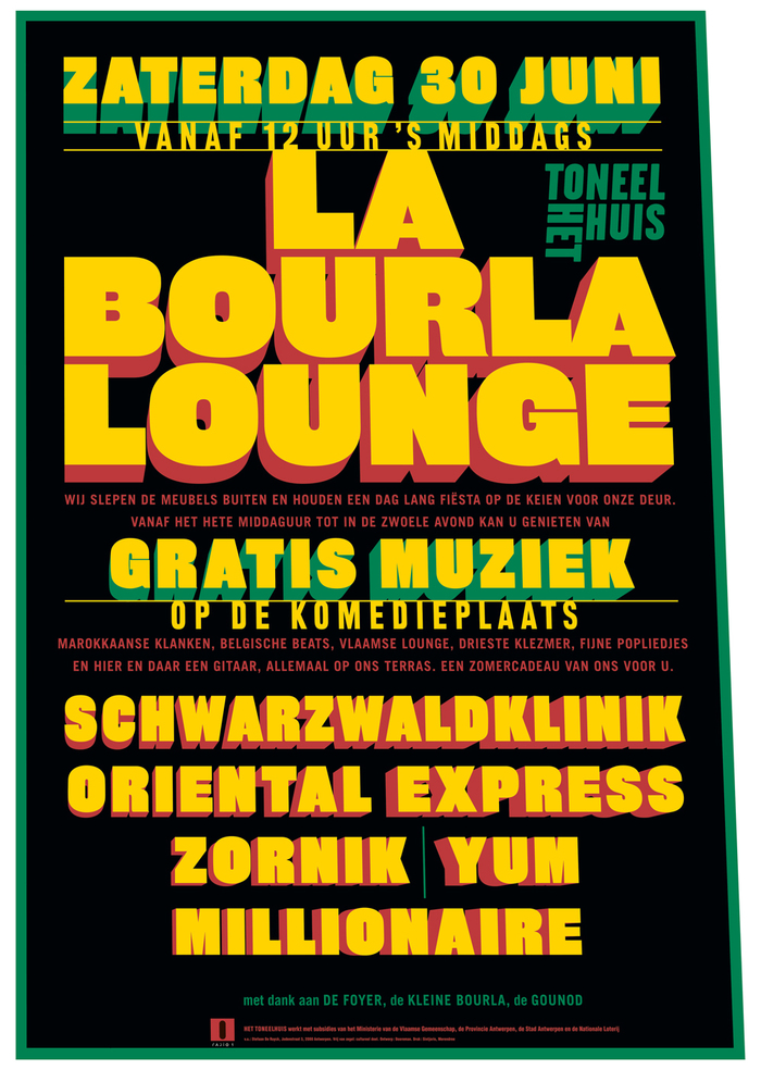 La Bourla Lounge (June 2001)
