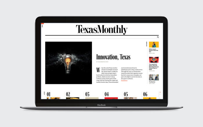 Texas Monthly (2018) 12