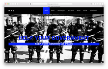 Help Your Government website