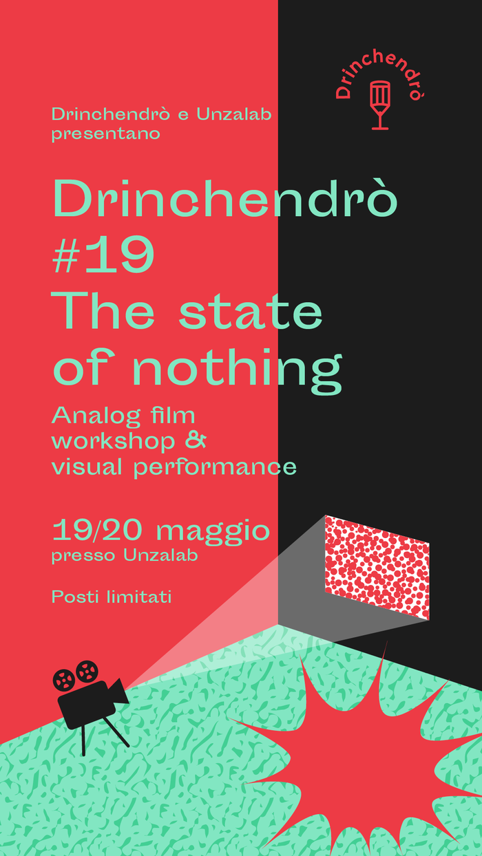 Drinchendrò #19 / The state of nothing 2