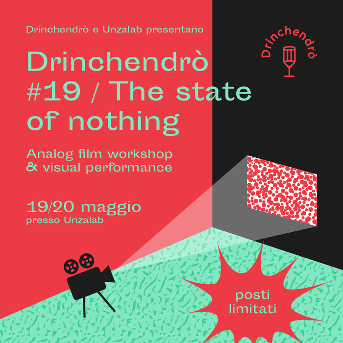 Drinchendrò #19 / The state of nothing 1