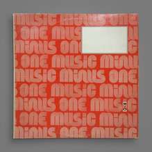 Music Minus One house bag