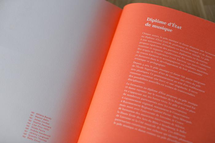Diplômes 2017 – graduate catalog ÉSAL 11