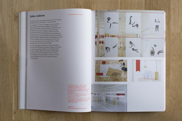 Diplômes 2017 – graduate catalog ÉSAL 10