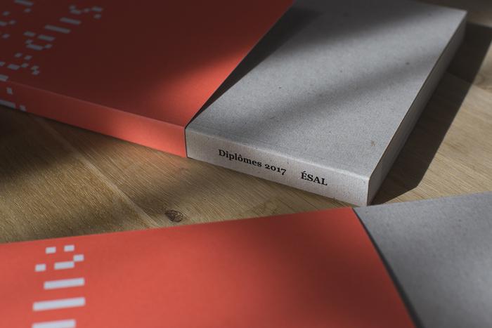 Diplômes 2017 – graduate catalog ÉSAL 3