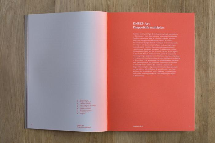Diplômes 2017 – graduate catalog ÉSAL 9