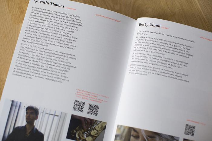Diplômes 2017 – graduate catalog ÉSAL 12