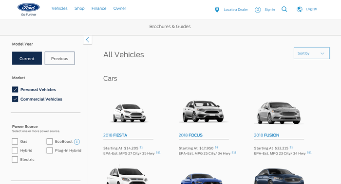 Ford website 5