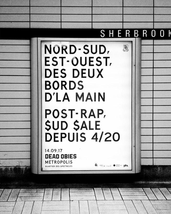 Dead Obies posters 1