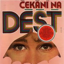 <cite>Čekání na déšť</cite> movie poster
