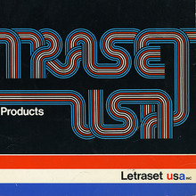 Letraset USA – <cite>Graphic Art Products Catalog</cite>