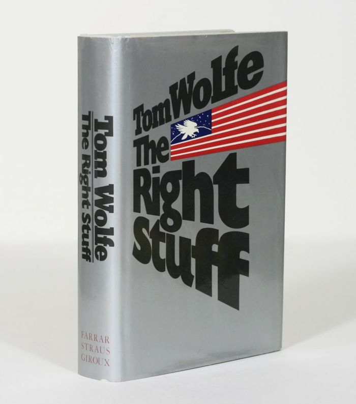 Tom Wolfe – The Right Stuff, Farrar Straus Giroux 1