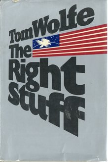 Tom Wolfe – <cite>The Right Stuff, </cite>Farrar Straus Giroux