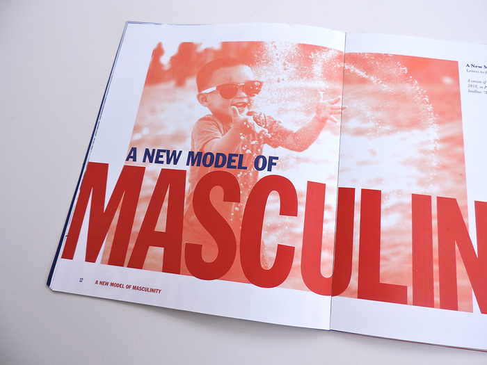 Masculinity: An Upside Down Definition 6