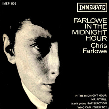 <cite>Farlowe In The Midnight Hour</cite> EP – Chris Farlowe
