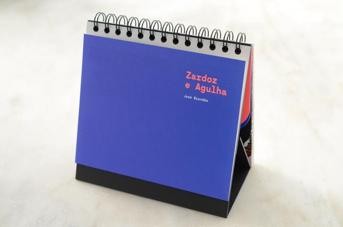 Zardoz e Agulha 2018 Calendar 14