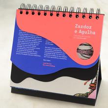 <cite>Zardoz e Agulha</cite> 2018 Calendar