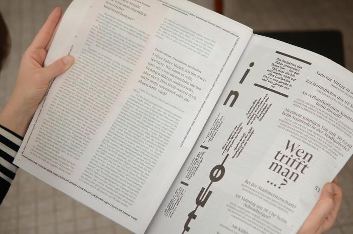 Faber Magazine 2