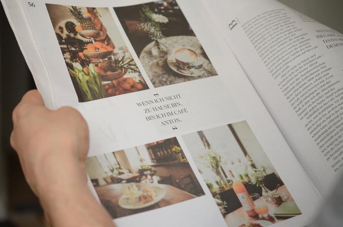 Faber Magazine 4