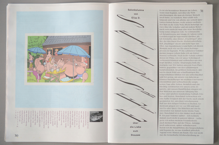 Faber Magazine 7
