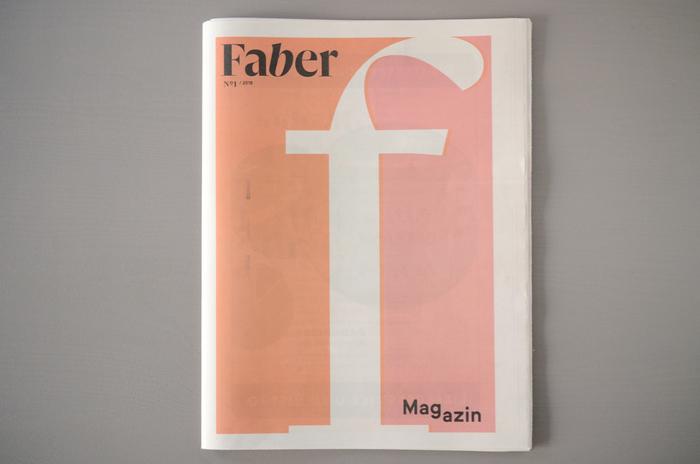 Faber Magazine 1