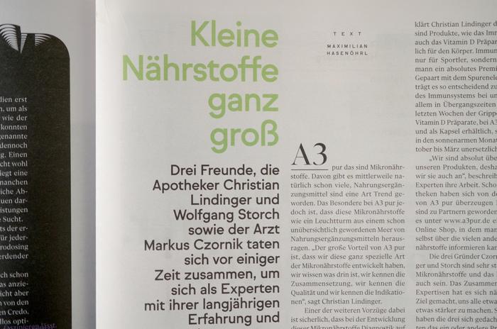 Faber Magazine 6