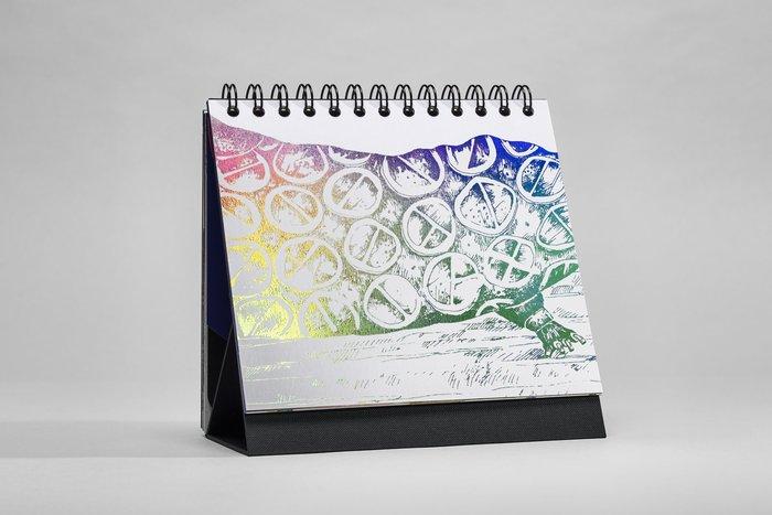 Zardoz e Agulha 2018 Calendar 11
