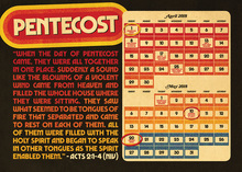 Pentecost 2018 poster