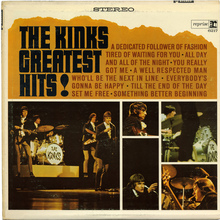 The Kinks – <cite>Greatest Hits!</cite>