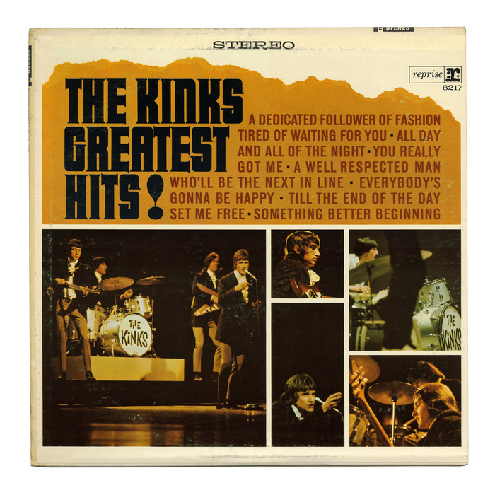 The Kinks – Greatest Hits!