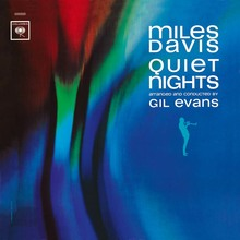 <cite>Quiet Nights</cite> by Miles Davis &amp; Gil Evans