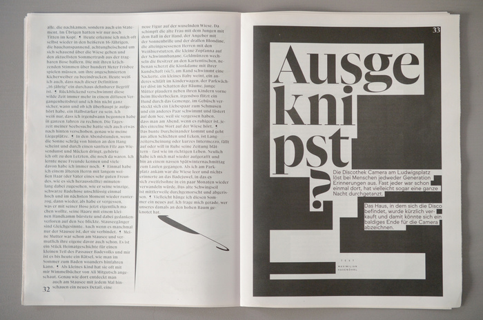Faber Magazine 5