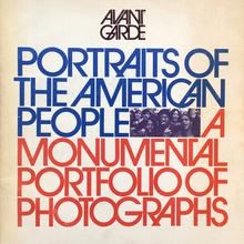 "<cite>Avant Garde</cite> magazine #<span class=""nbsp""></span>13"