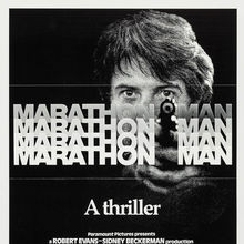 <cite>Marathon Man</cite> (1976) movie poster