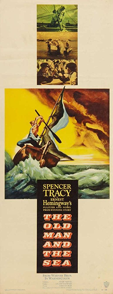 The Old Man and the Sea (1958) movie posters 2