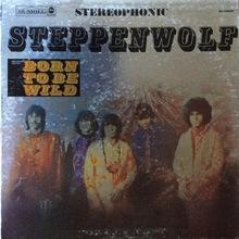 Steppenwolf album art (1968–1969)
