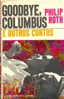 <cite>Goodbye, Columbus</cite> by Philip Roth, Brazilian edition