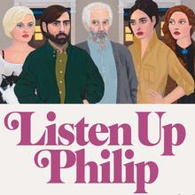 <cite>Listen Up Philip</cite> (2014) movie poster