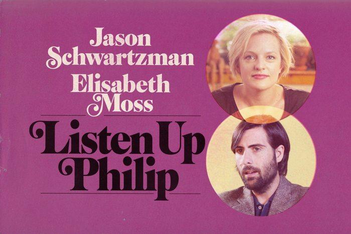 Listen Up Philip (2014) movie poster 3