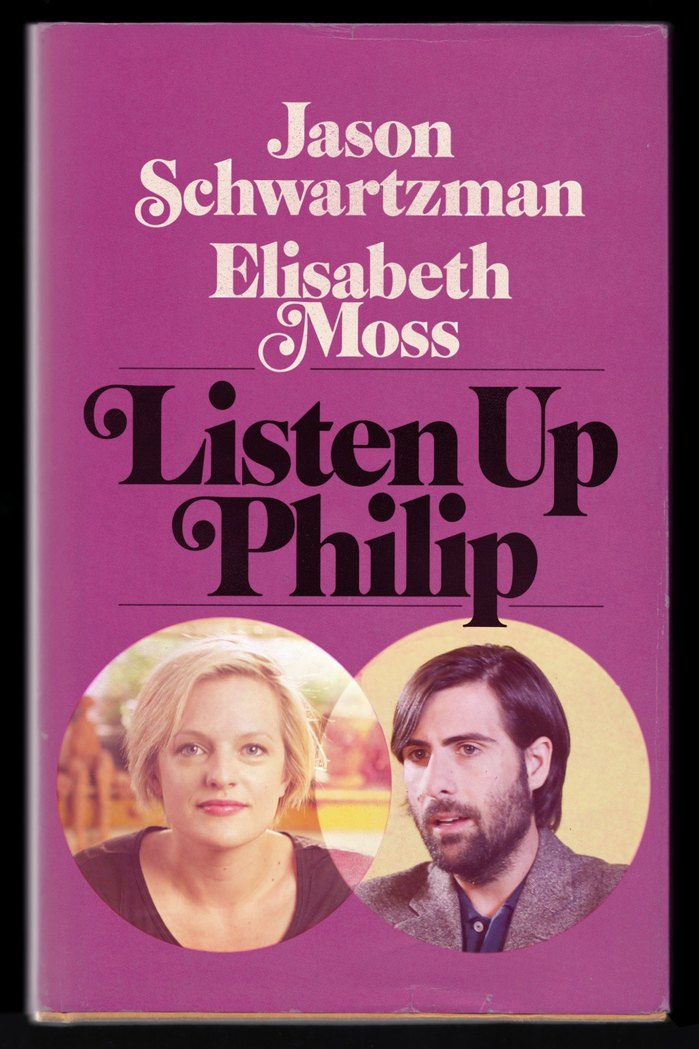 Listen Up Philip (2014) movie poster 4