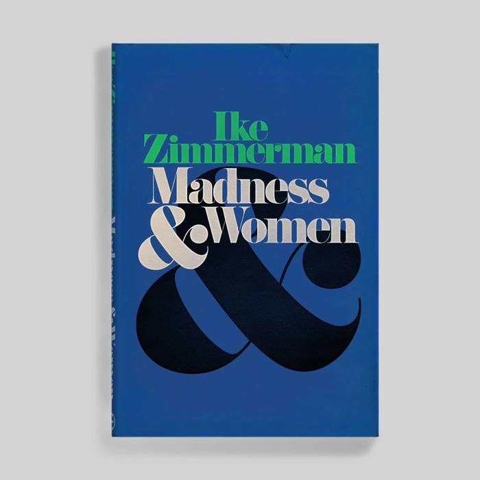 Madness & Women, set in Pistilli Roman (or Didoni or Eloquent?)