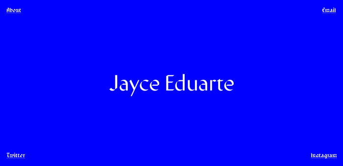 Jayce Eduarte website 5