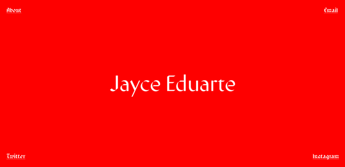 Jayce Eduarte website 6