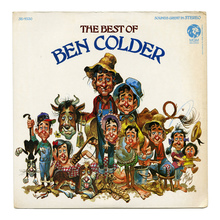 <cite>The Best of Ben Colder</cite>